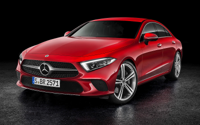 Mercedes CLS – нова генерация
